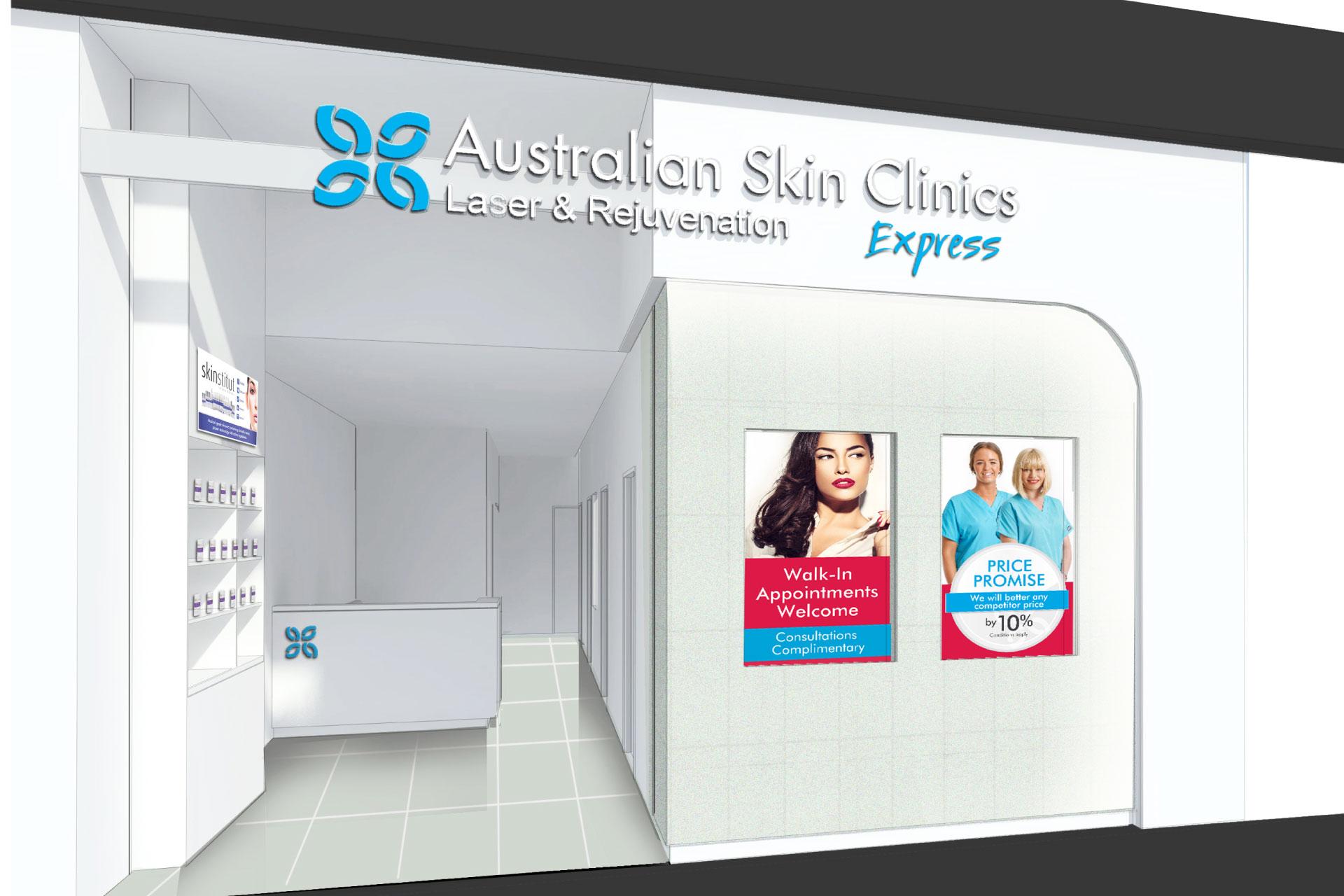 Corso Interior Architecture - Australian Skin Clinics