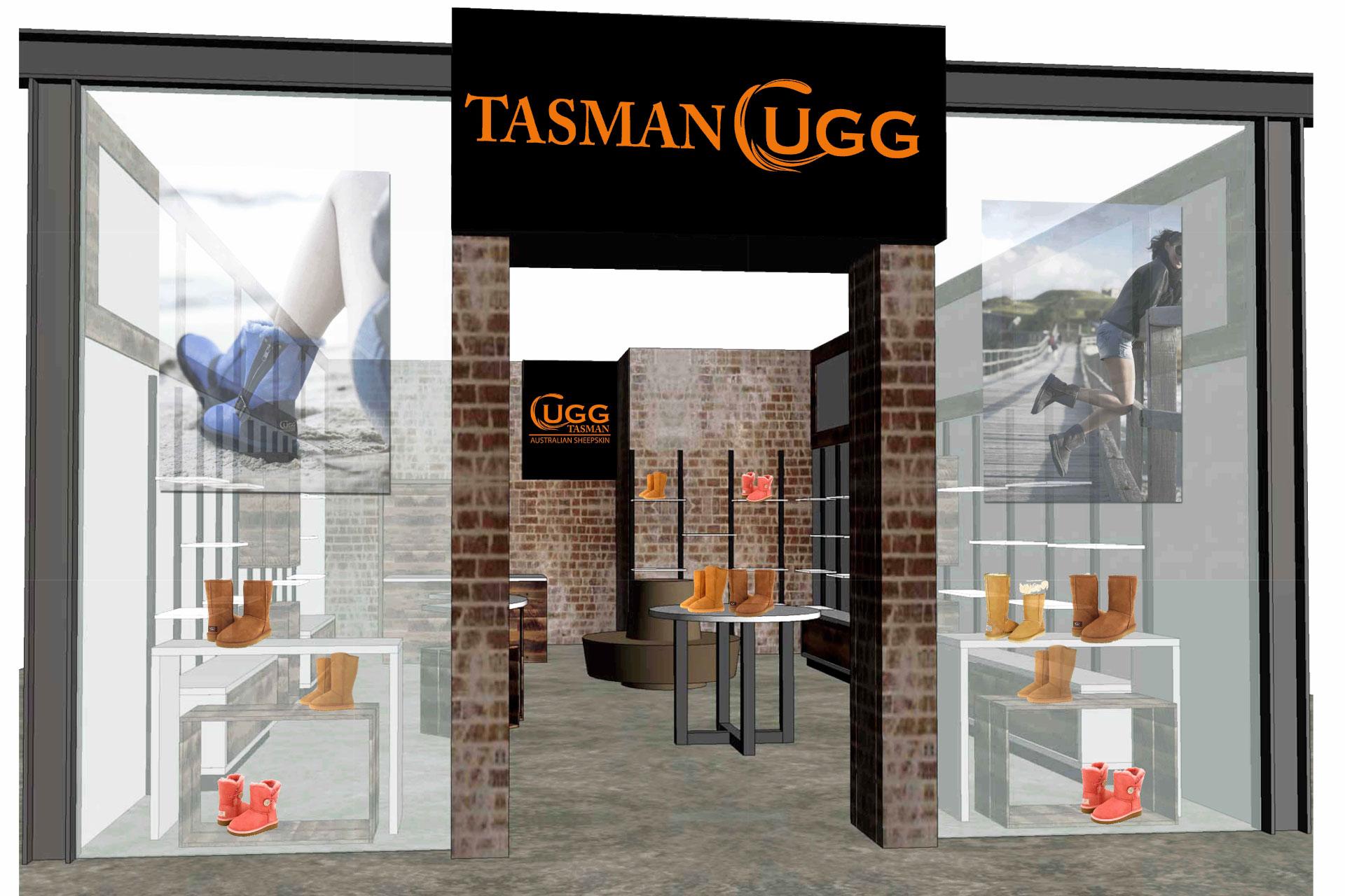 Corso Interior Architecture - Tasman Ugg